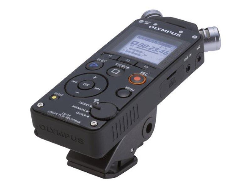 Olympus LS14 Digital Voice Recorder