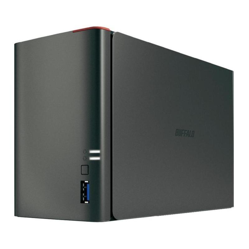 buffalo linkstation 421e 2tb 2 x 1tb wd red 2 bay desktop nas ebuyer. Black Bedroom Furniture Sets. Home Design Ideas