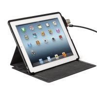 Folio Secureback - Protective Case & Lock For New Ipad