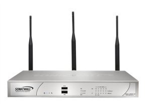 Dell SonicWALL NSA 250M Wireless-N Security Appliance