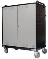 LapSafe UnoCart iPad32 Secure Ipad Storage Trolley
