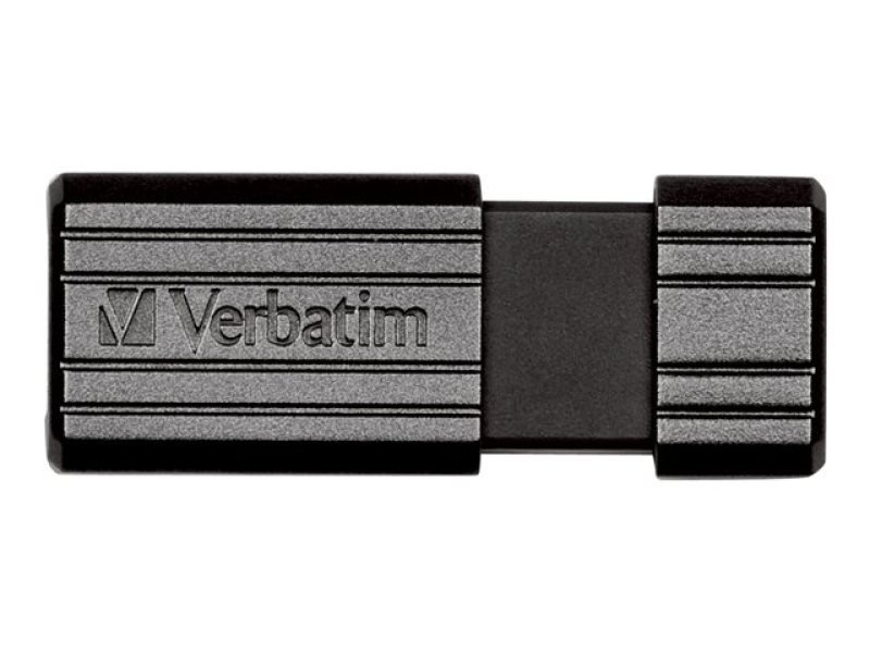 Verbatim 64GB Store 'n' Go PinStripe USB Flash Drive