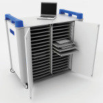 Lapcabby 32H Laptop Storage Unit