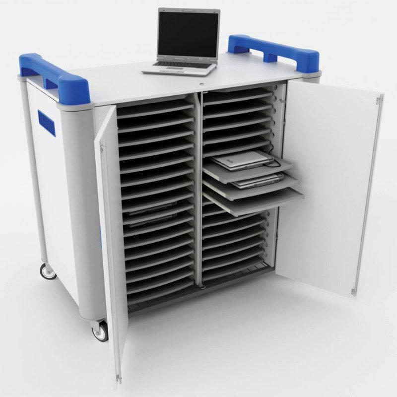 Lapcabby 32H Laptop Storage Unit