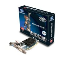 Sapphire HD 5450 512MB DDR3 VGA DVI HDMI PCI-E Graphics Card