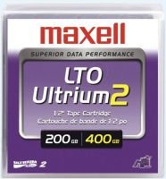 Maxell LTO Ultrium 2 200/400GB Backup Media Tape