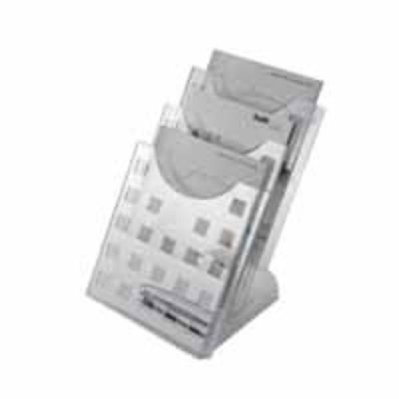 HELIT DESK LIT HOLD 3XA4 POCKETS H61027