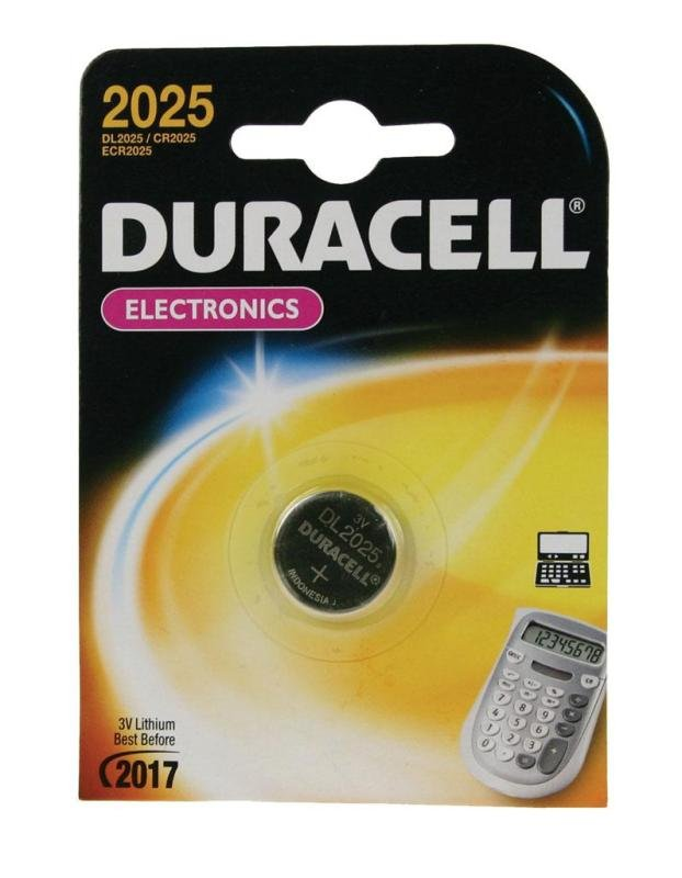 Duracell Electronics Battery