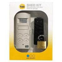 Yale Shed or Garage Alarm Kit
