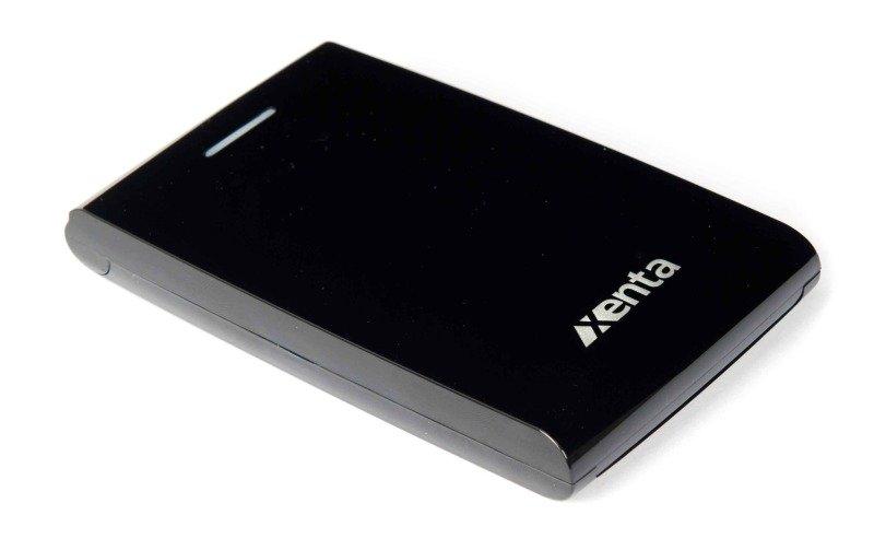 Xenta 2.5  USB2.0 External Hard Drive Enclosure