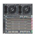 Cisco Catalyst 4506-e Switch Rack-mountable