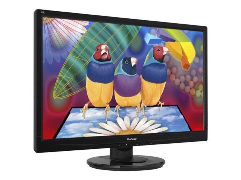 "24"" VA2445-LED Full HD VGA DVI Monitor"