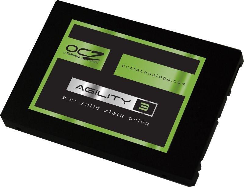 OCZ Agility 3 Series SATA-III 2.5 Inch 512GB SSD - Refurbished