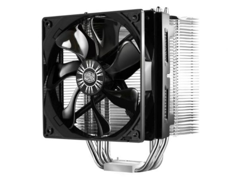 Cooler Master Hyper 412S 4 Heatpipes/1x120mm Fan CPU Air Cooler