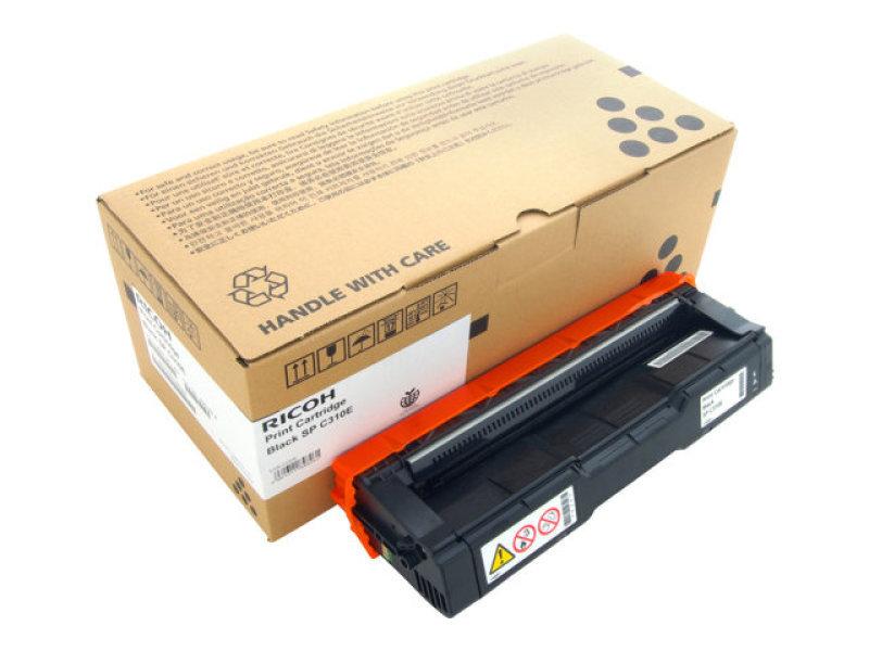 Black Cartridge (2.5k Standard Yield)