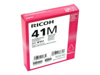 Ricoh GelJet GC41M Magenta Ink Cartridge (2200 Pr)