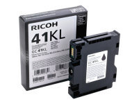 Ricoh GC-41KL Black Gel Cartridge