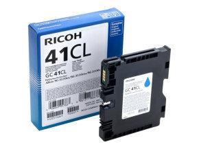 Ricoh Cyan GC-41CL Gel Cartridge