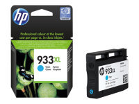 Hp 933 Xl Cyan Ink Cartridge
