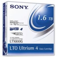 Sony LTO Ultrium 4 800-1600GB Data Cartridge - 20 Pack