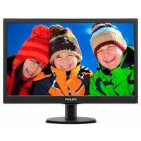 "Philips 193V5LSB2 18.5"" LED VGA Monitor"
