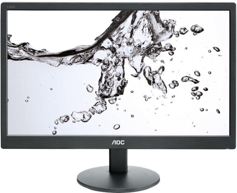 """AOC E970SWN 18.5"""" LED VGA Monitor"""