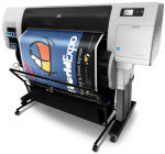 HP Designjet T7100 Large Format Printer