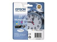 Epson Multipack 3-colour 27 DURABrite UltraInk Cartridge