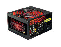 Ace Black 120mm Fan 650W Fully Wired Efficient Power Supply