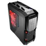 Aerocool GT-S Black Full Tower Gaming Case 20cm LED Fan 2xUSB3 Side Window