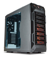 IN Win GR One Gaming Case Full Tower E-ATX USB3 Gunmetal Grey