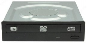 LiteOn iHAS124 24X Internal DVD Writer with SATA - OEM
