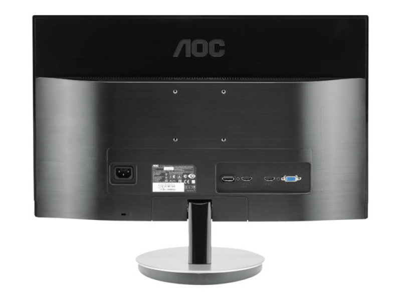 "AOC I2369VM IPS LED 23"" HDMI Monitor with Speakers"