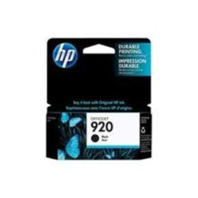 HP 920 10ml Black Ink Cartridge
