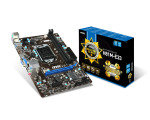 MSI H81M-E33 Socket 1150 HDMI 8-channel audio Micro ATX Motherboard