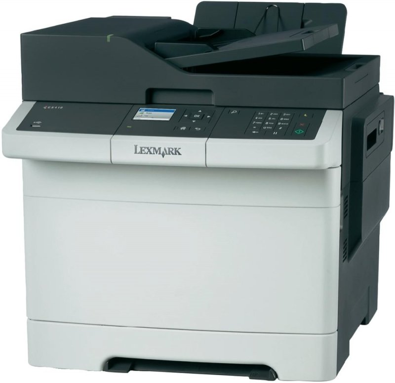Lexmark Cx310dn Multifunction Colour Laser Printer