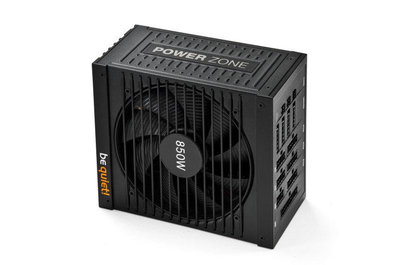 Be Quiet Power Zone 850W Fully Modular 80+ Bronze Power Supply