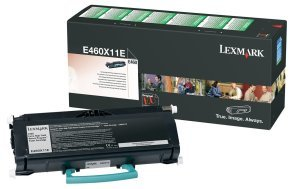 Lexmark Toner Cartridge 1 x Black