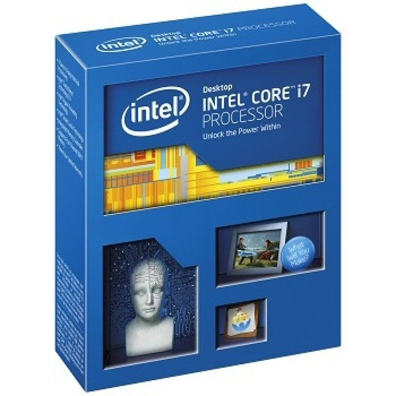 Intel Core i7 4960X 3.60GHz Socket 2011 15MB Cache Retail Boxed Processor