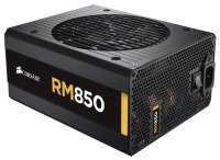 Corsair RM850 Fully Modular 850W 80+ Gold PSU