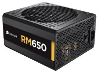 Corsair RM 650W Fully Modular 80+ Gold Power Supply
