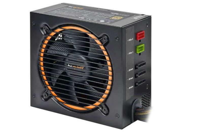 Image of Be Quiet Pure Power L8 530W Semi Modular 80+ Bronze Power Supply