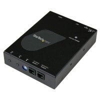 *StarTech.com HDMI Video Over IP Gigabit LAN Ethernet Receiver for ST12MHDLAN - 1080p