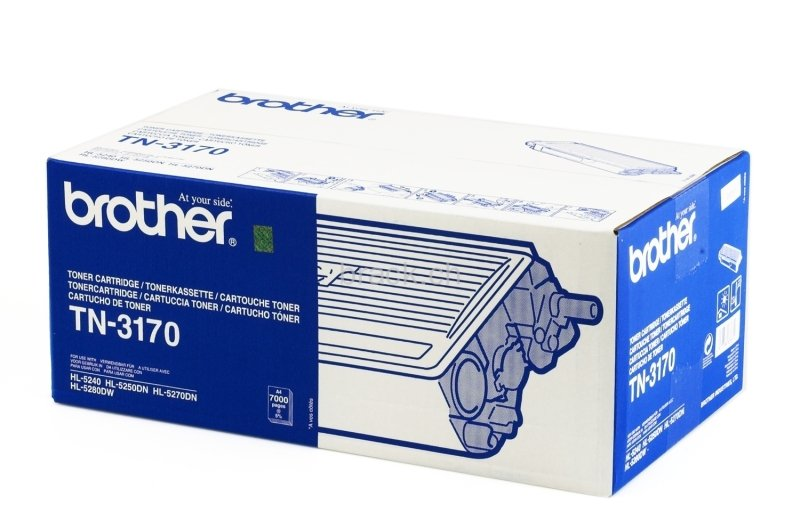 Brother TN-3170 Black Toner Cartridge