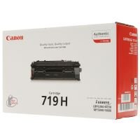 *Canon CRG-719H High Yield Black Toner Cartridge