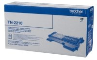 Brother TN-2210 Black Toner Cartridge - 1,200 Pages