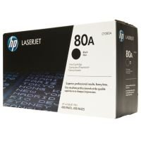 HP 80A Black Toner Cartridge