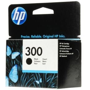 HP 300 Black Ink Cartridge - CC640EE