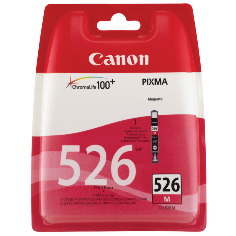 Canon CLI-526 Magenta Ink Cartridge