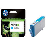 HP 920XL Cyan Ink Cartridge - CD972AE
